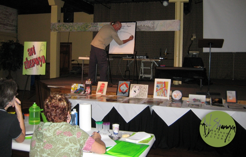 Educator's Workshop, Lake Charles, Louisiana