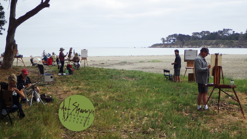 Cambria Retreat, San Simeon Beach