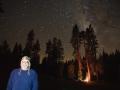 Quaking Aspen campfire